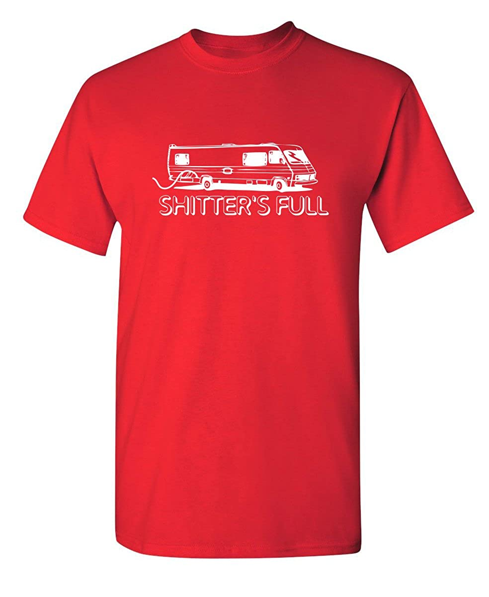 SHITTER'S FULL FUNNY CHRISTMAS MOVIE MENS GIFT IDEA T-SHIRT PS_0965_RV_SHITTER-$P