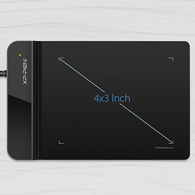 XP-Pen G430S OSU Tablet Ultrathin Graphic Tablet 4 x 3 inch Digital Tablet  Drawing Pen Tablet for osu! (8192 levels pressure)
