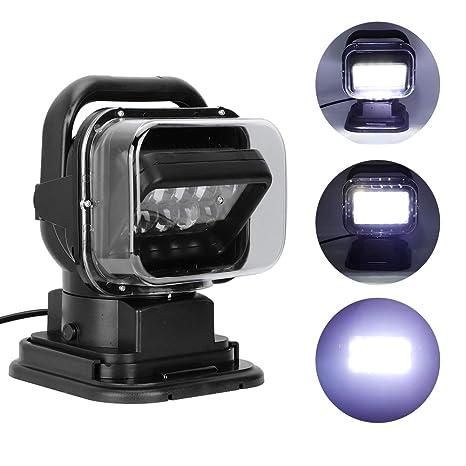 Proyector de Control Remoto, Reflector de Barco Proyector LED ...