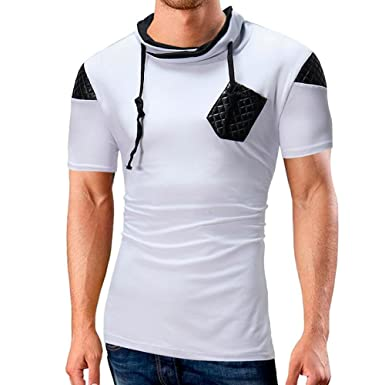 VENMO Camisetas Hombre Originales Verano, Camisas Hombre, Casual ...