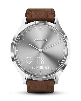 Garmin vivomove HR Premium 010-01850-AD - Reloj Inteligente, Color ...