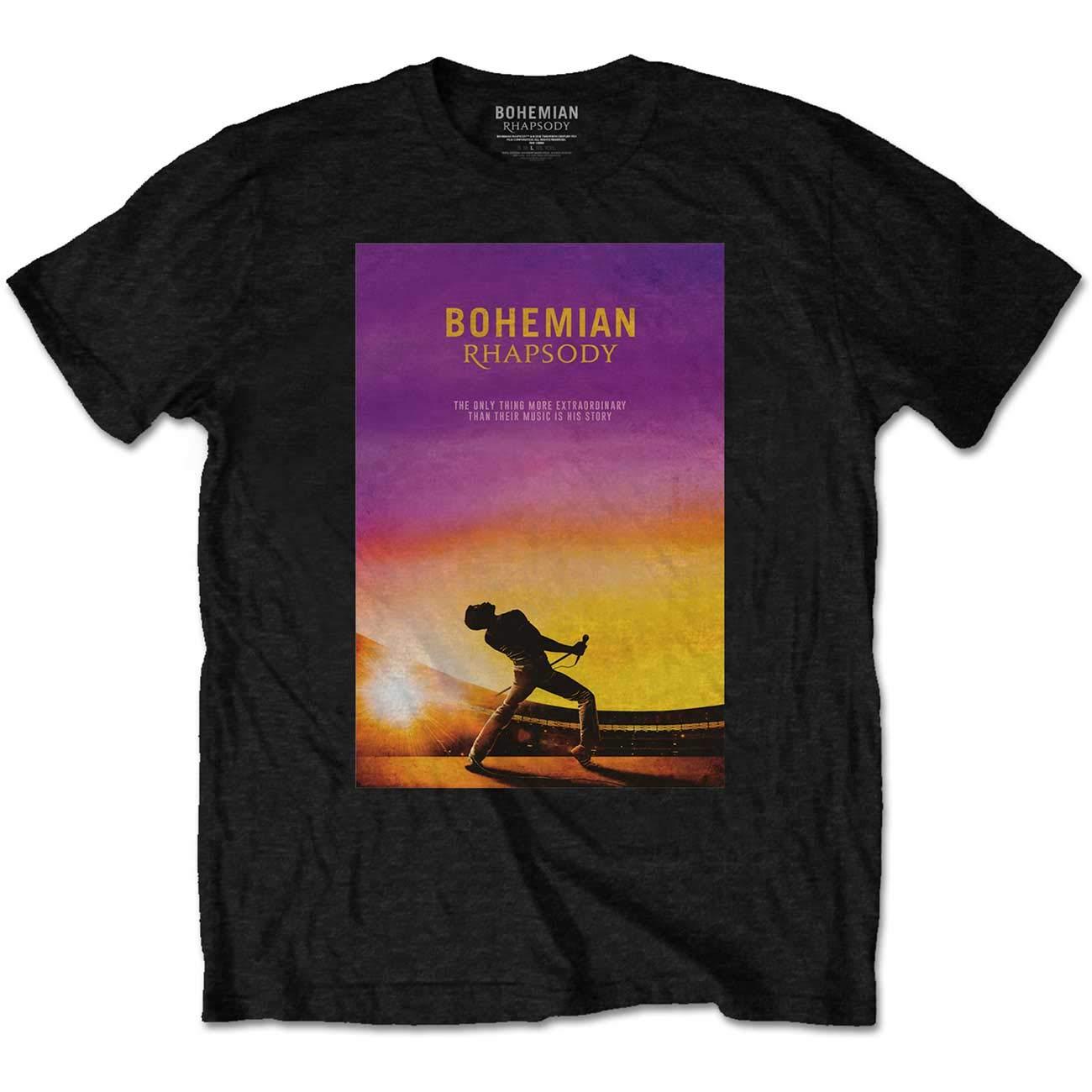 Queen Fdie Mercury Bohemian Rhapsody Pose Tee T Shirt S Unisex 5068