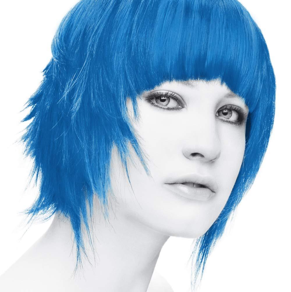 46c526e71a Stargazer UV - Tintura semipermanente per capelli, 70 ml, Blu soft