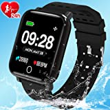 Amazon.com: Smart Watch Fitness Activity Tracker Smartband ...