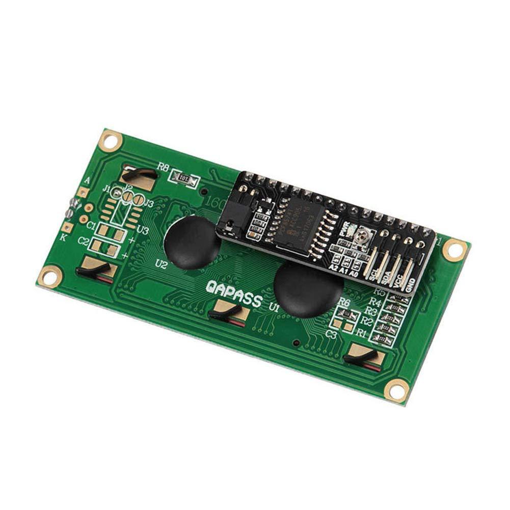 ZREAL Pantalla LCD Nano DLP Shield V1.1 1602 para Impresora 3D o ...