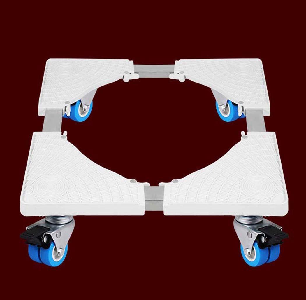 DSHBB Washing Machine Base, Universal Multi-functional Adjustable Base With Casters, Telescopic Bracket For Washing Machine/Refrigerator/Dryer/Cabinet