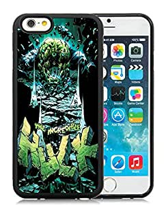 Customized Hulk 05 iPhone 6 4.7 Inch TPU Black Case