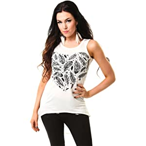 Fanni Schwarz Innocent Lifestyle Tank Top