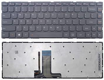 Amazon.com: New US Black Backlit English Laptop Keyboard ...