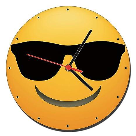 MasTazas Emoticono Emoji Gafas De Sol Sun Glasses Reloj de ...