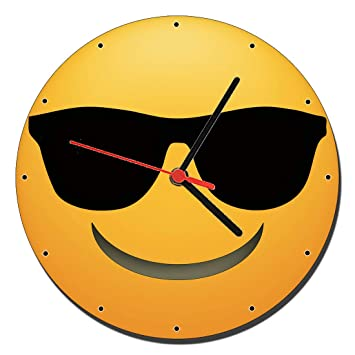 MasTazas Emoticono Emoji Gafas De Sol Sun Glasses Reloj ...