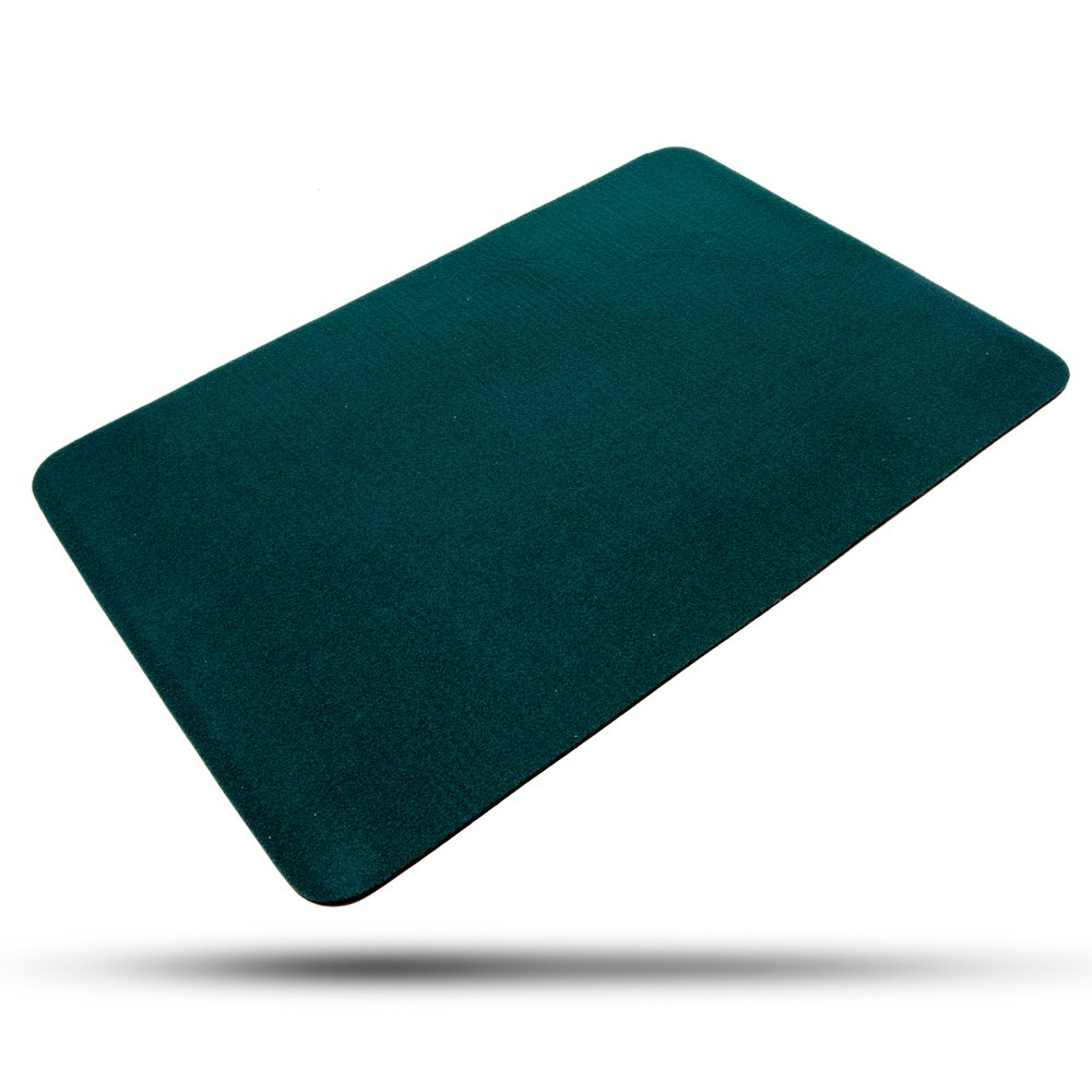 Magic Makers Large Close-up Pad - Hunter Green - 22.5 x 15.5 Inches
