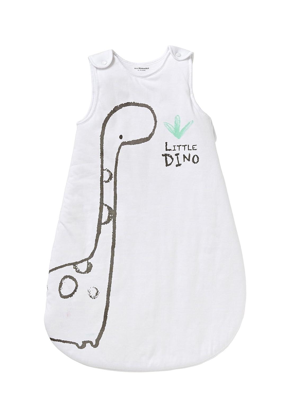 Vertbaudet saco sin mangas Little Dino * blanco Blanc/motif Talla:70: Amazon.es: Bebé