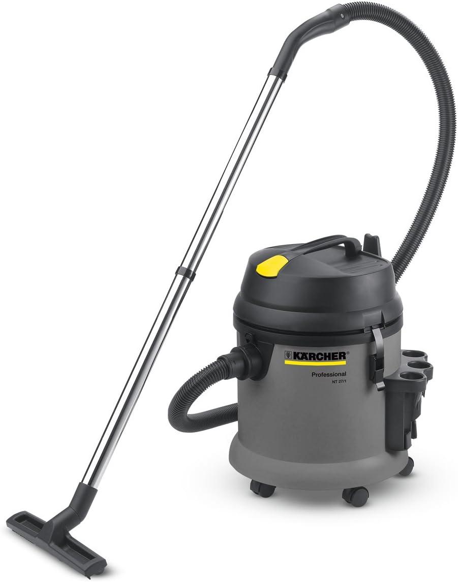 Kärcher - All pro karcher nt 27/1 propósito comercial wet & dry aspiradora - 27l, 1380w, 240v: Amazon.es: Hogar