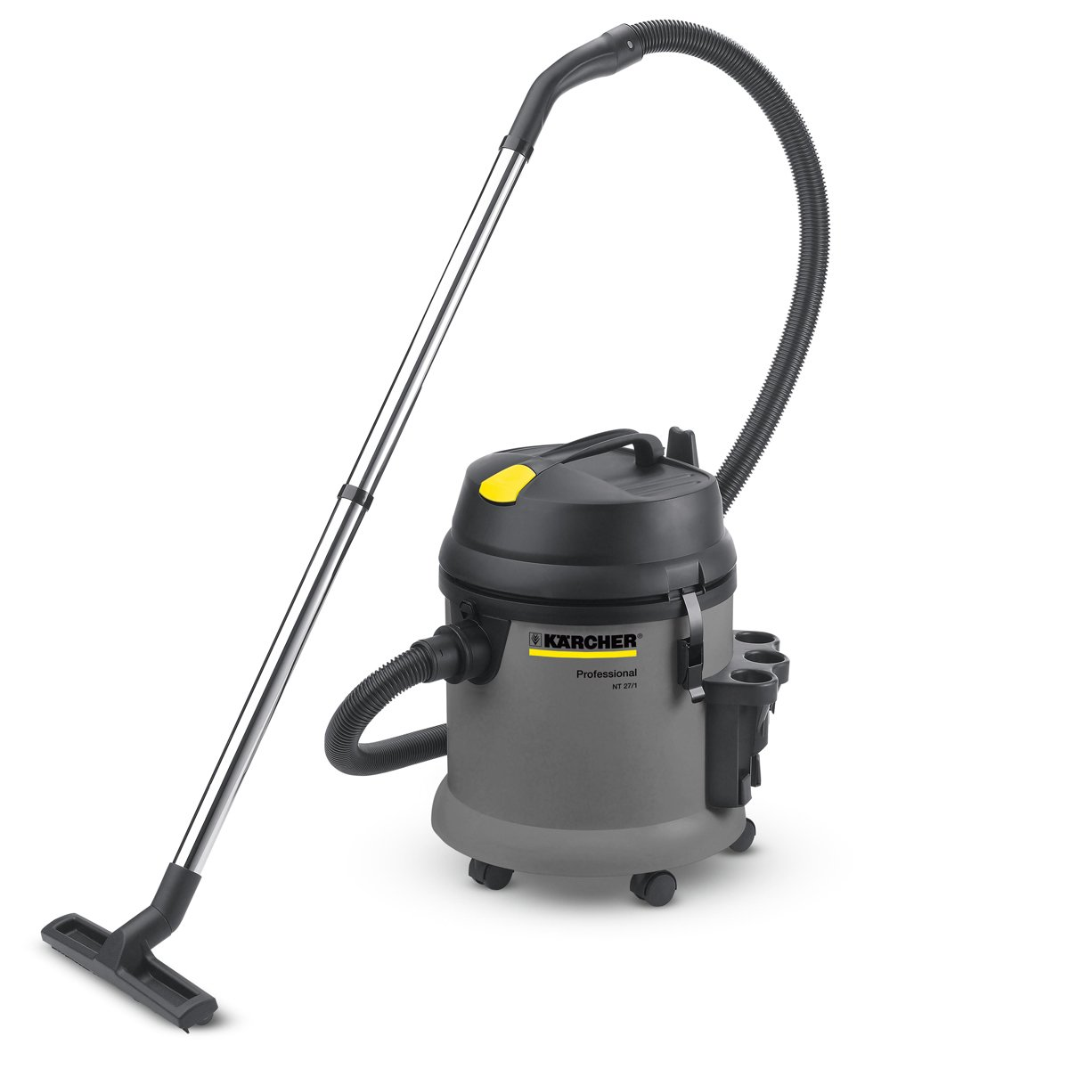 Karcher NT 27/1 Pro All Purpose Commercial Wet & Dry Vacuum Cleaner - 27L, 1380w, 240v