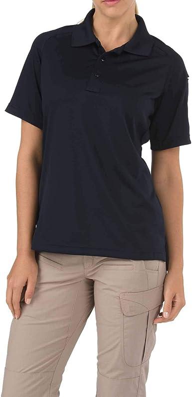 5.11 Tactical # 61165 Camisa de Rendimiento Polo para Mujer ...
