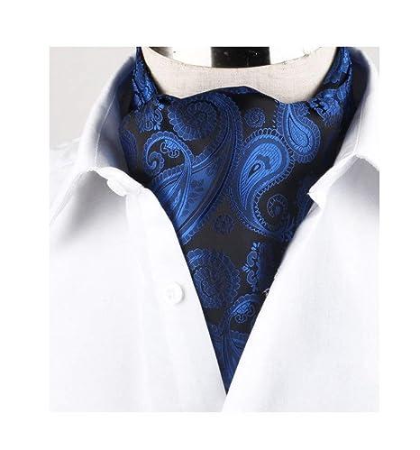 Mon5f Home Bufanda de Corbata de Corbata de Corbata de Seda Tejida ...