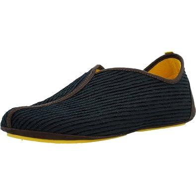 Zapatillas de Estar por casa de Hombre, Color Negro, Marca NORDIKAS, Modelo Zapatillas De Estar por Casa De Hombre NORDIKAS Chenilla Negro: Amazon.es: ...