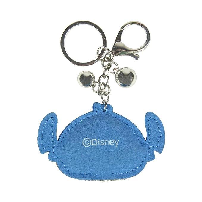 Cerdá Brillante Disney Stitch Llavero, 13 cm, Azul: Amazon ...