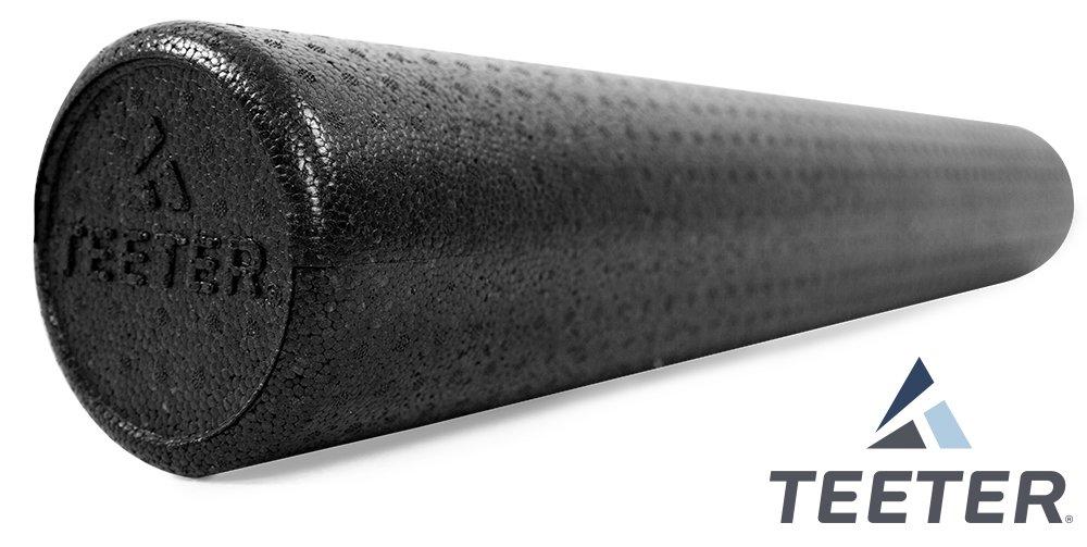 Teeter High-Density Foam Roller, 36 inches, 3-Year Warranty