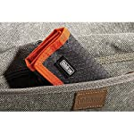 Think Tank Photo SD Pixel Pocket Rocket Memory Card Case (Orange) 8 Fits 9 SD memory cards Compact and fits easily in your pocket Built in business card holder makes for easy identification