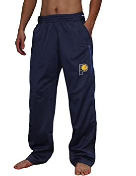 NBA – Indiana Pacers Cálido Heavy Weight Deportes/Track – Pantalones para hombre, hombre