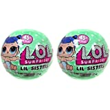 L.O.L Surprise! Lil Sisters Series 2 Wave 2 Mystery Pack (Pack of 2)