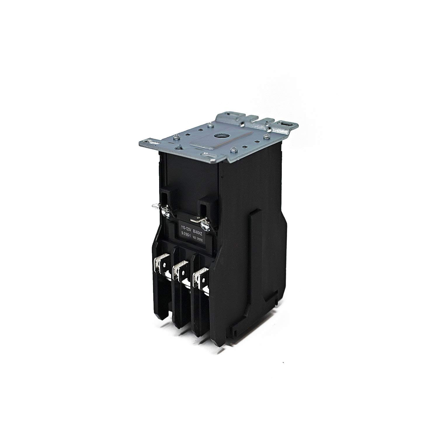 MM Supplies Definite Purpose Contactor 3 pole 120 volt 30 amp HVAC AC Heating Air Coil Replacement for Eaton C25DND330A