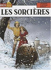 Jhen, tome 10 : Les sorcières par Thierry Cayman