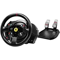 Thrustmaster T300 Ferrari GTE Volant + Pédalier pour PC et PS3/PS4