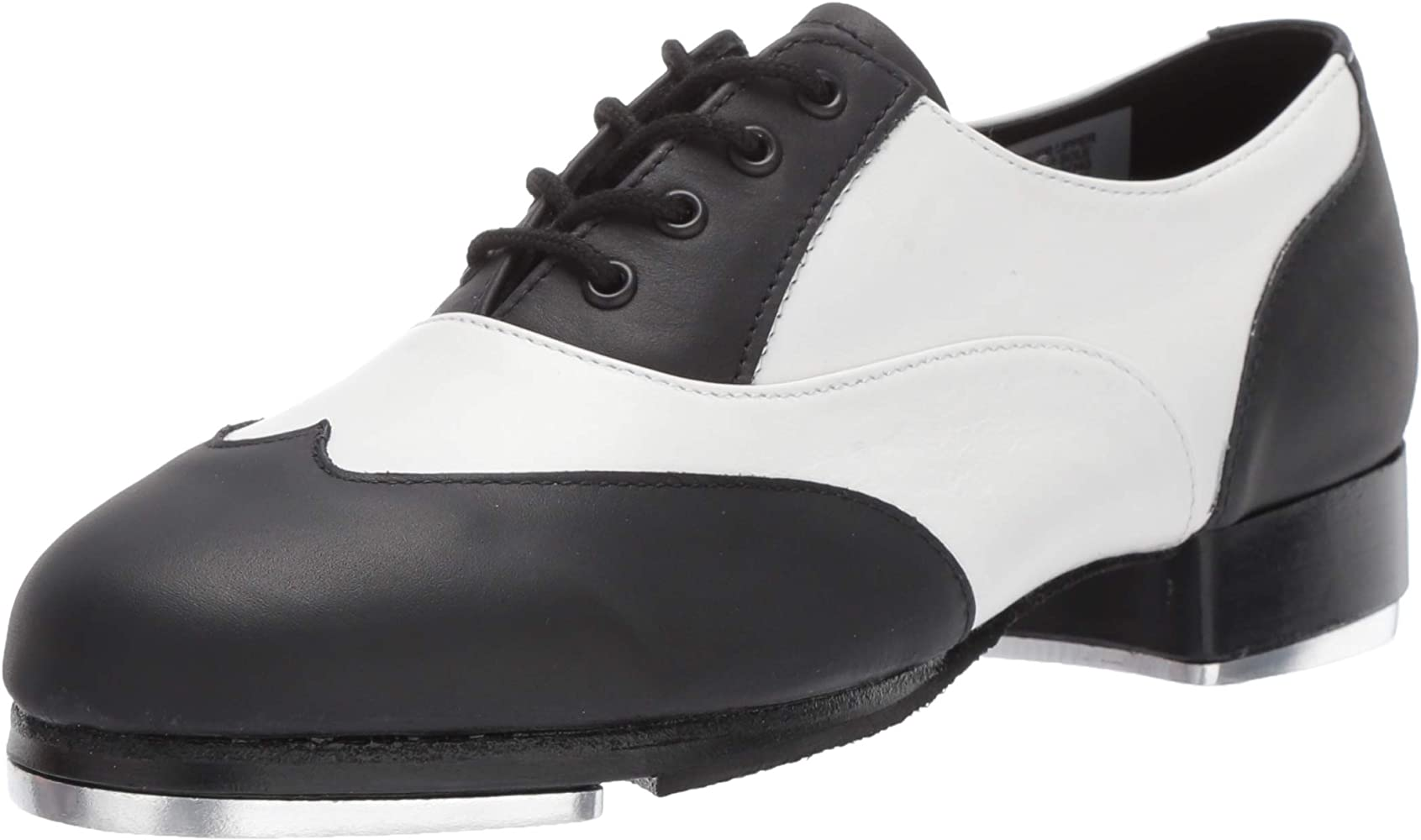 Unisex Tap Dance Shoes Fashion Anti-skid Dancing Shoes Comfy Tap Dance Heels