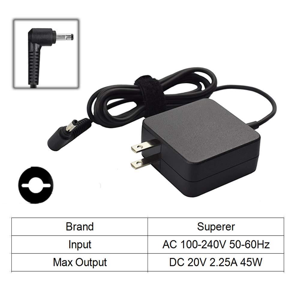 Amazon.com: 7.5Ft AC Charger for Lenovo Ideapad Flex 4 4-1470 4-1435 4-1480 4-1570 4-1580 4-1130 80SA 80SB 80U3 80VD 80VE 2-in-1 (14