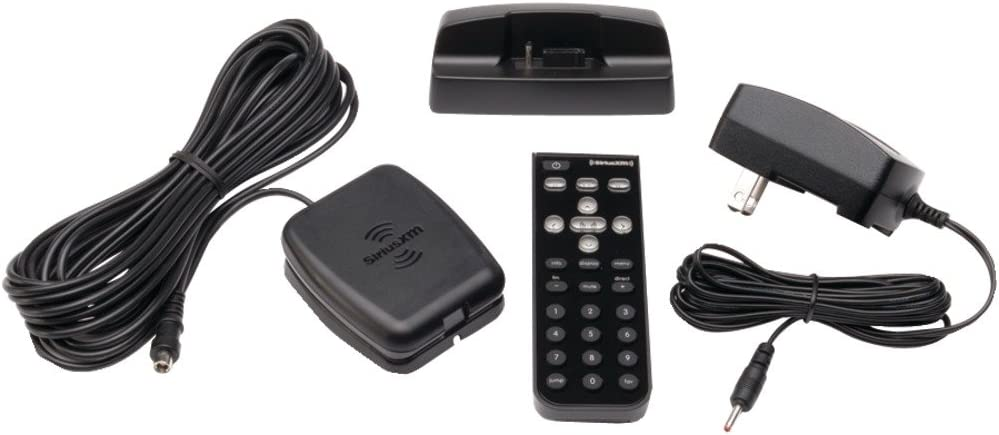 Sirius Satellite Radio XADH2 Home Access Kit for XM Dock and Play Radios (Discontinued by Manufacturer)