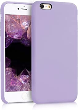 kwmobile Coque pour Apple iPhone 6 Plus / 6S Plus - Coque Housse - Housse de téléphone Lavande