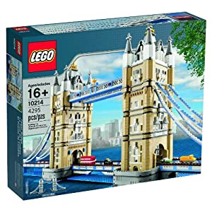 LEGO® Architecture, Tower Bridge- Item #10214