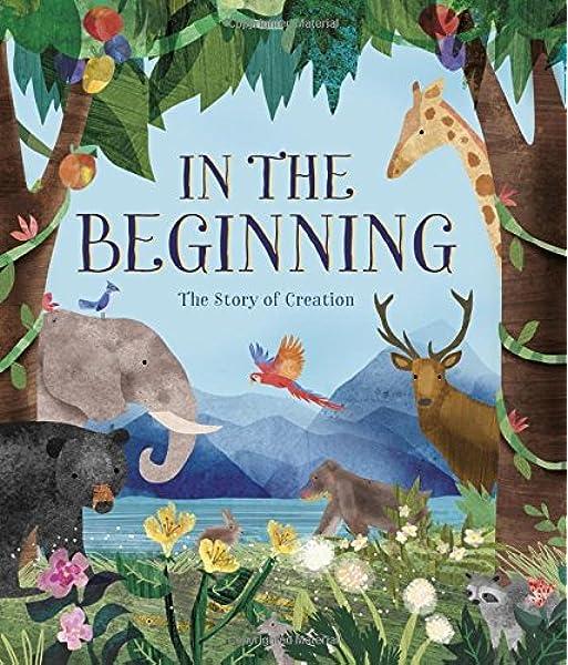 A Story Book Beginning