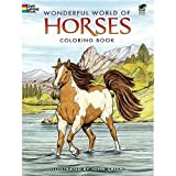 Best Dover Publications Horse Toys - Dover Publications-Wonderful World Of Horses Coloring Book Review