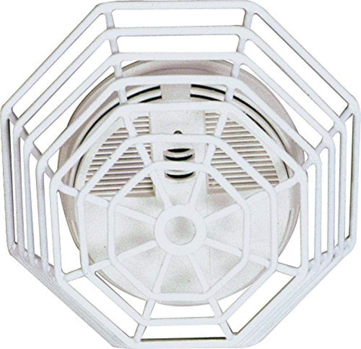 "Safety Technology International, Inc. STI-9601 Steel Web Stopper, 9 Gauge Corrosion Resistant Polyester Coated Cage, Flush Mount, 2.75"" Depth"