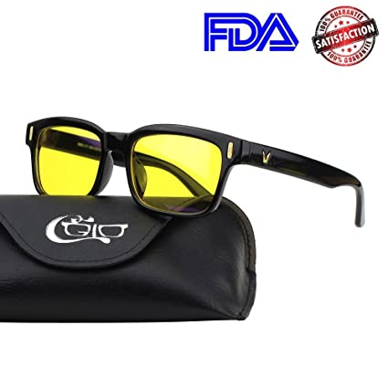 CGID CY84 Computer Glasses Readers Reading Video Gaming Glasses Of Anti Blue  Light Eye Strain And