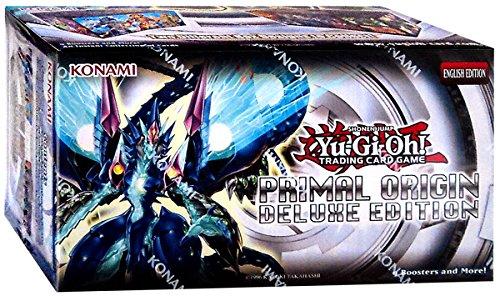 Yu-Gi-Oh. Factory versiegelt Primal Herkunft: Deluxe Edition Box