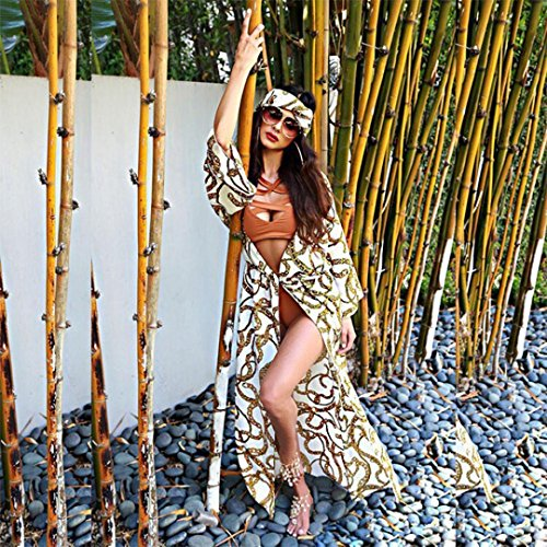 SHOBDW 2017 De las mujeres bikiní, traje de baño, Push up Bandeau acolchado sujetador traje de baño ropa de playa Naranja