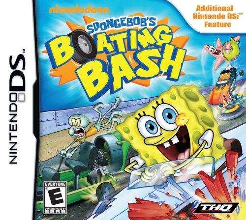 - Spongebob Boating Bash - Nintendo DS
