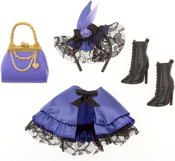 Bratz Bratzillaz Glam Gets Wicked Changed Up Chic Fashion Pack Doll Clothing