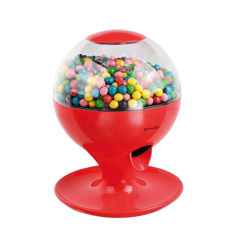 De dispensador de dulces caramelos Automat ftalatos dispensador Chicle goteo con sensor de movimiento (batería operativos, tapa desmontable, ...
