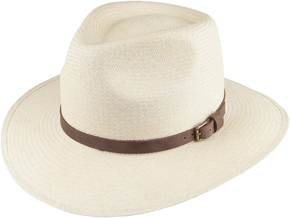 Natural Signes Hats Outback Panama Hat