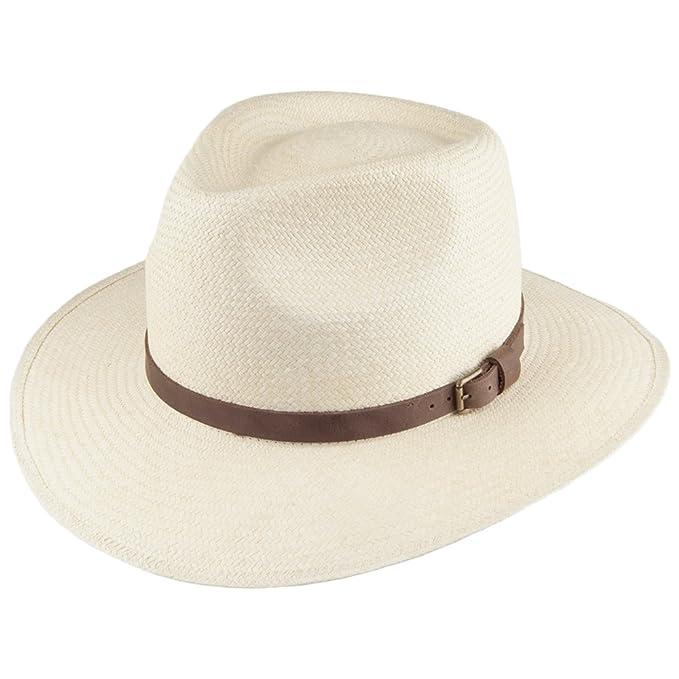 Sombrero Outback Panamá de Signes - Natural - M  Amazon.es  Ropa y  accesorios 7e45fbdcf51
