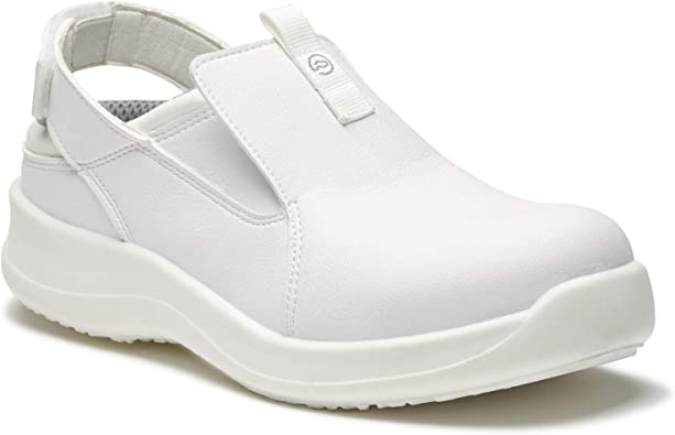 World of Clogs.com Toffeln Safety Lite