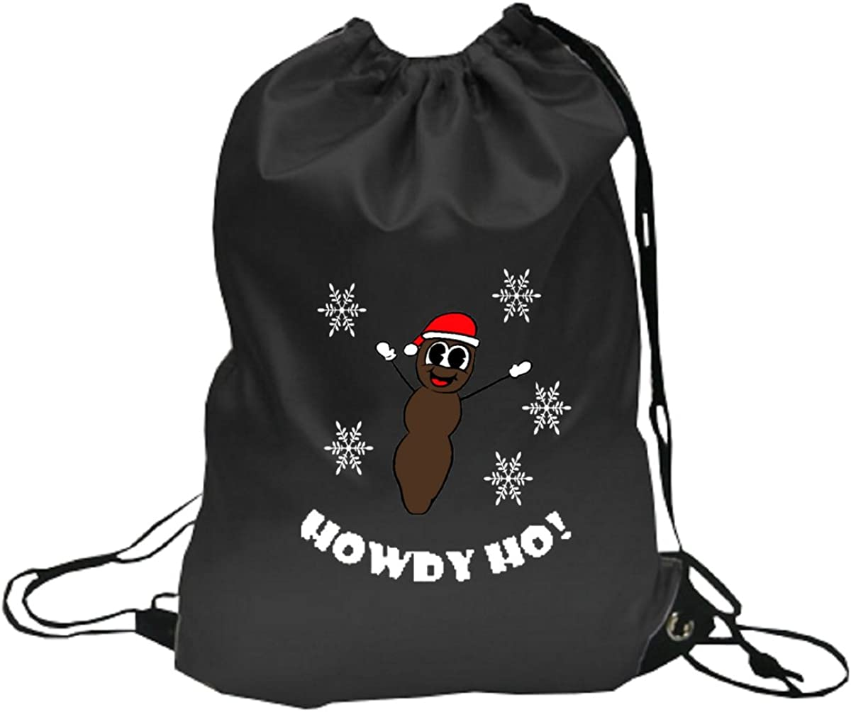 Howdy Drawstring Backpack