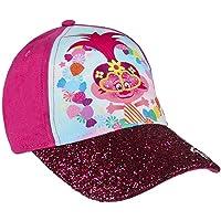 Cerdá 8427934366873 Gorra Premium Trolls, Rosa, 53 cm Unisex niños