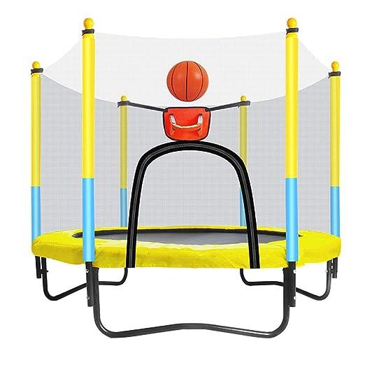 Niños con trampolín Mini para Deportes de 60 Pulgadas ...